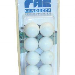 palline calcio balilla blister