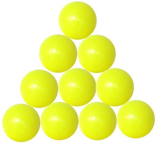 palline calcio balilla gialle fas