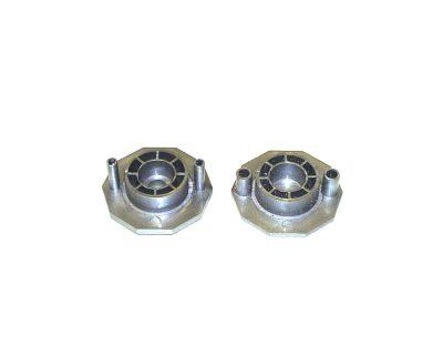 boccola slide argento aste telescopiche