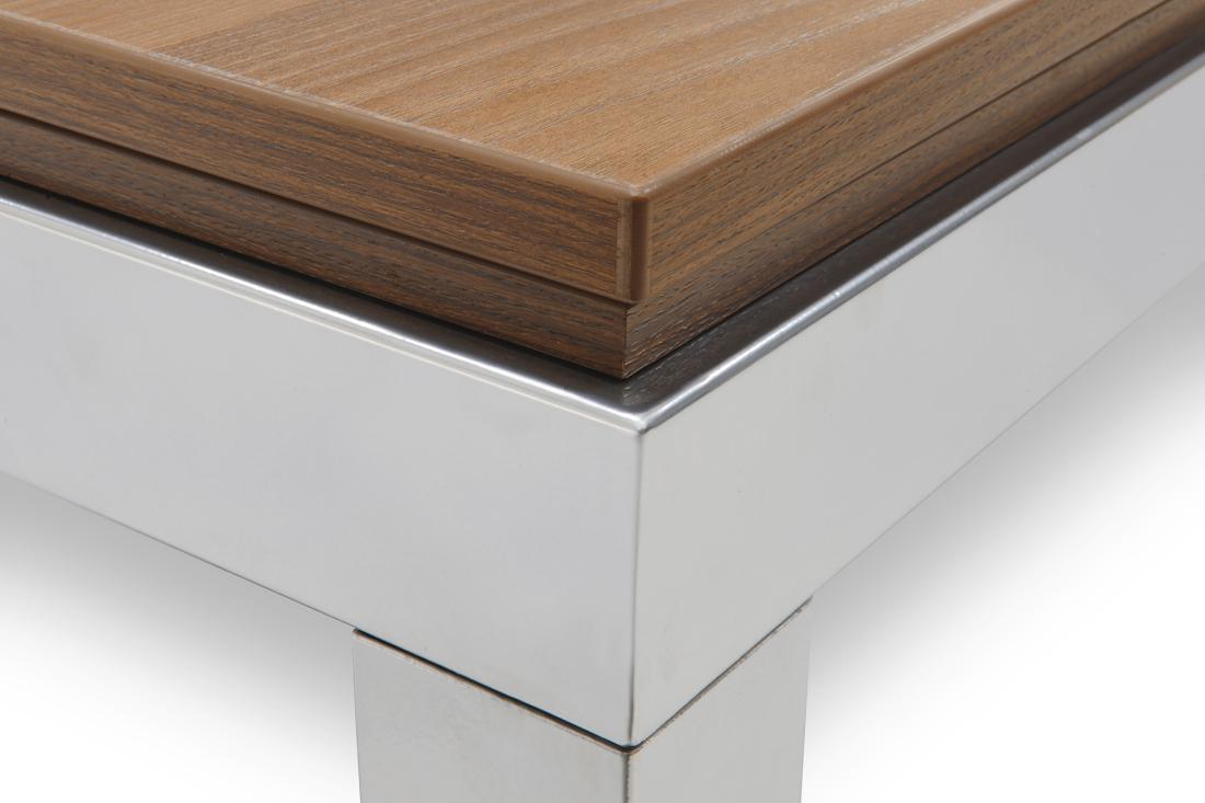 Tavolo da biliardo trasformabile fas cube cube - Tavolo da biliardo trasformabile in tavolo da pranzo ...