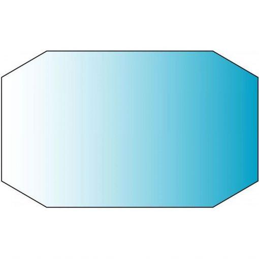 vetro sagomato calcio balilla interno