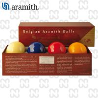 BILIE SET CARAMBOLA SUPER ARAMITH TOURNAMENT 4 BILIE 615 mm