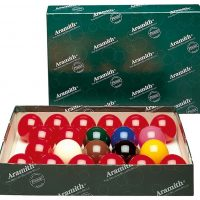 BILIE SET SNOOKER ARAMITH 0 524 mm