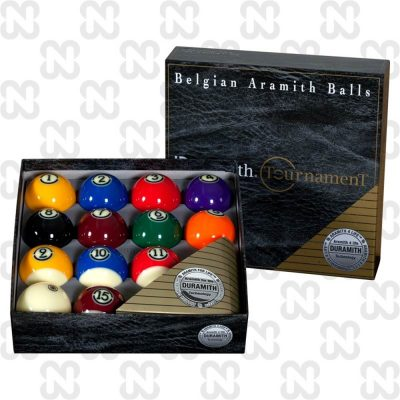 BILIE TOURNAMENT POOL DURAMITH PRO 572 mm