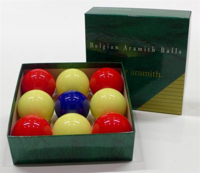 BOCCETTE SET SUPER ARAMITH 615 mm