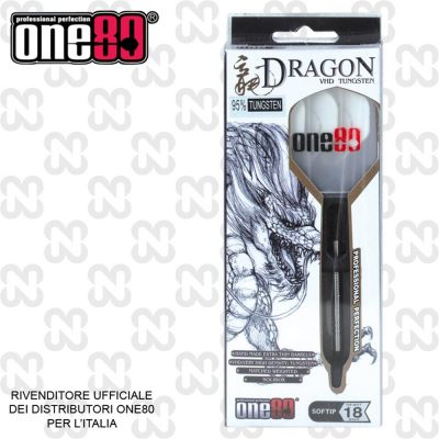 3 FRECCETTE SOFT DRAGON 18g